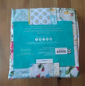 The Pioneer Woman Storage & Organization - The Pioneer Woman Sweet Rose Patchwork Laundry Bag
